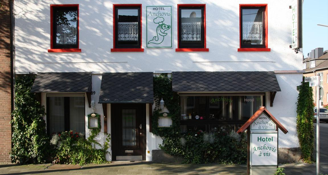 Anchovis, Pension in Mönchengladbach bei Viersen