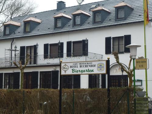 Mönchengladbach-Volksgarten: Hotel Buchenhof