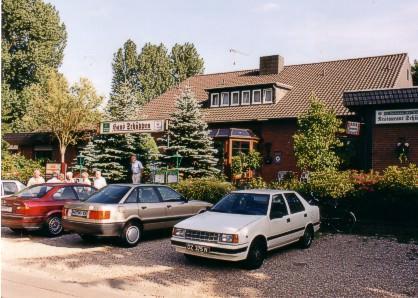 Wegberg-Schwaam: Hotel Haus Schüppen