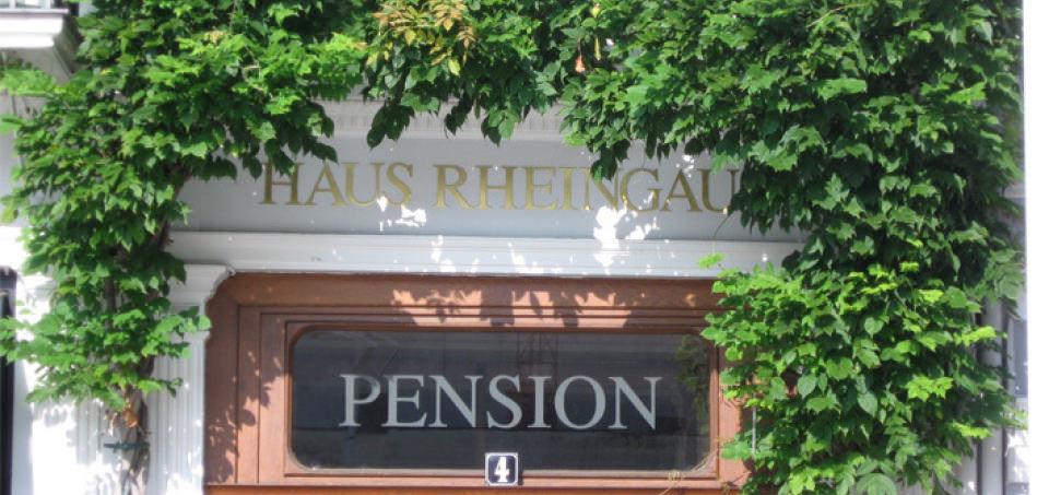 Bad Ems: Pension Haus Rheingau