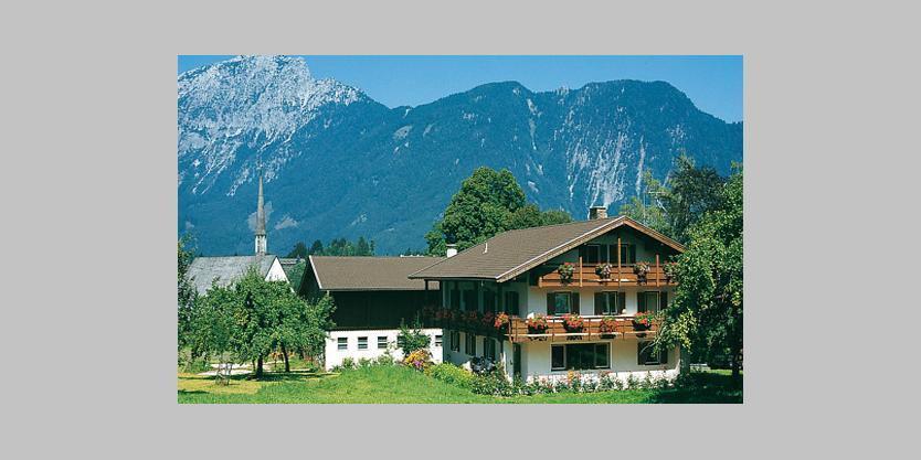 Bayerisch Gmain: Ferienwohnung Pflegerhof
