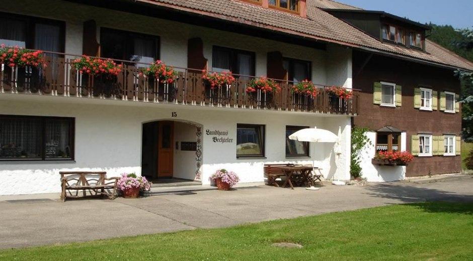 Ferienwohnung-Landhaus Bechteler , Ferienwohnung in Immenstadt bei Kressbronn