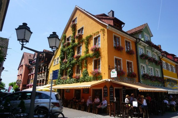 Pension-Bistro Ins Fischernetz, Pension in Meersburg