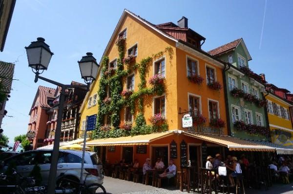 Pension-Bistro Ins Fischernetz, Pension in Meersburg bei Konstanz