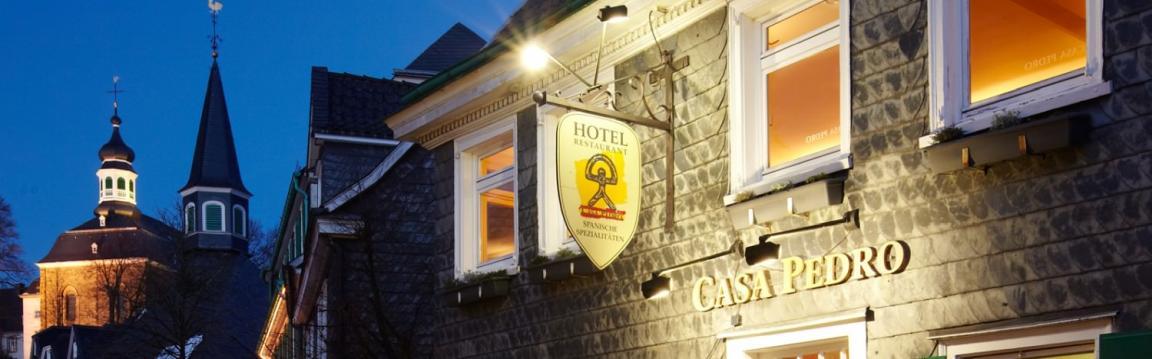Solingen-Gräfrath: Hotel Casa Pedro