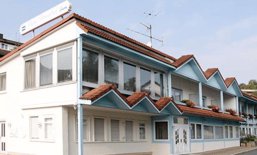 Osterburken: Hotel Garni Römerhof