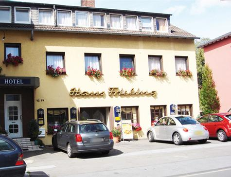 Dortmund-Wambel: Hotel Haus Frieling