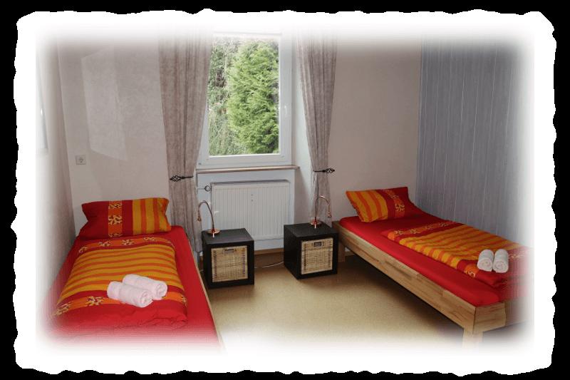 Boppard: Pension Röhrig