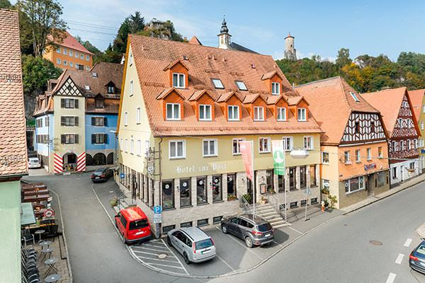 Waischenfeld: Hotel zur Post