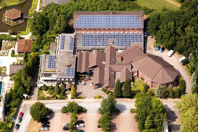 Oer-Erkenschwick: Hotel Stimbergpark