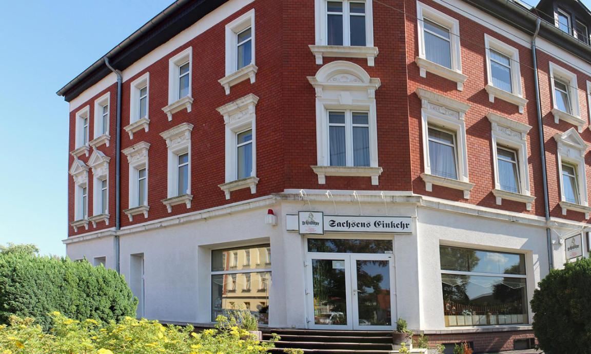 Leipzig: Pension und Restaurant Sachsens-Einkehr
