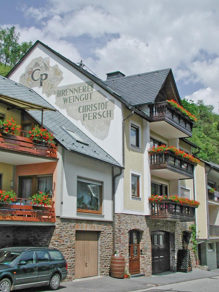 Oberwesel: Gästehaus Marion Persch