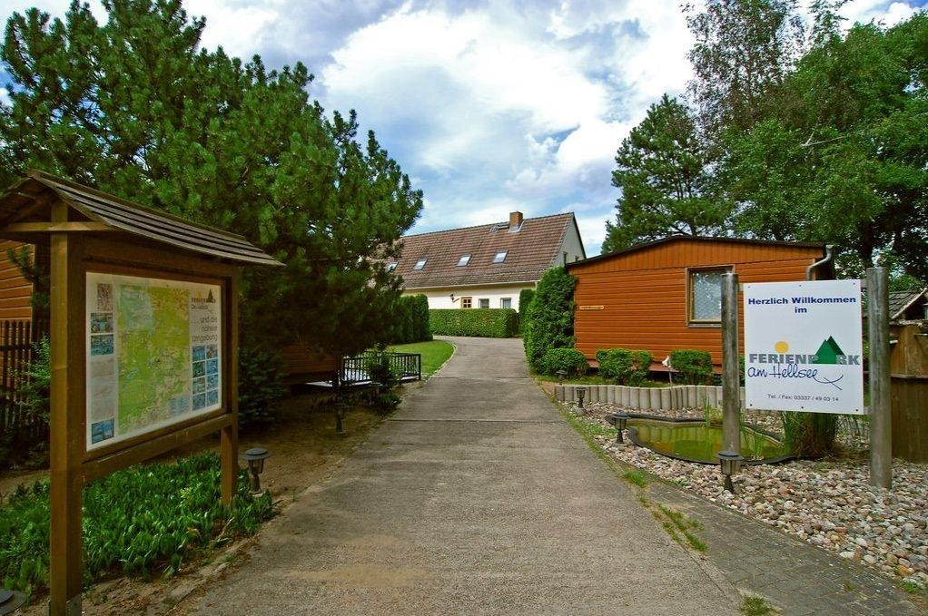 Ferienpark am Hellsee, Pension in Biesenthal bei Bernau