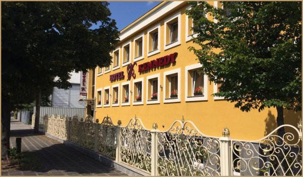 Nürnberg: Hotel Kennedy