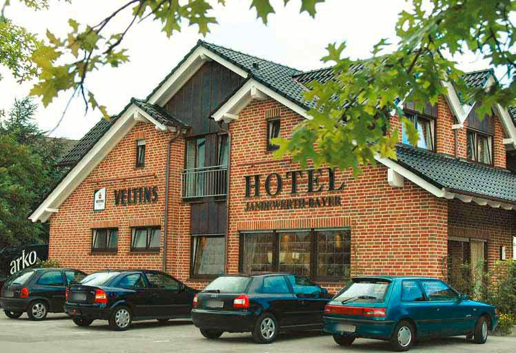 Bottrop-Grafenwald: Hotel Jandewerth-Bayer