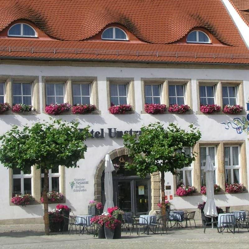 Hotel Unstruttal in 06632 Freyburg