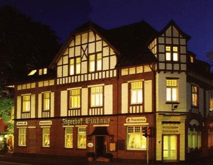Jägerhof Einhaus, Pension in Dorsten-Hervest