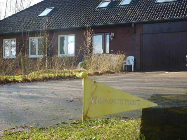 Gyhum: Pension Ziemann