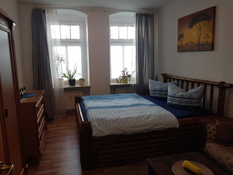 Gästezimmer Matthes, Pension in Chemnitz-Kaßberg bei Burkhardtsdorf