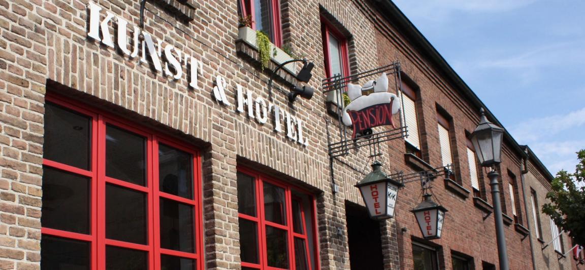 Xanten: Hotel Garni Galerie an de Marspoort