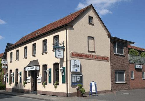 Gasthof Zur Mühle, Pension in Schermbeck-Gahlen bei Marl