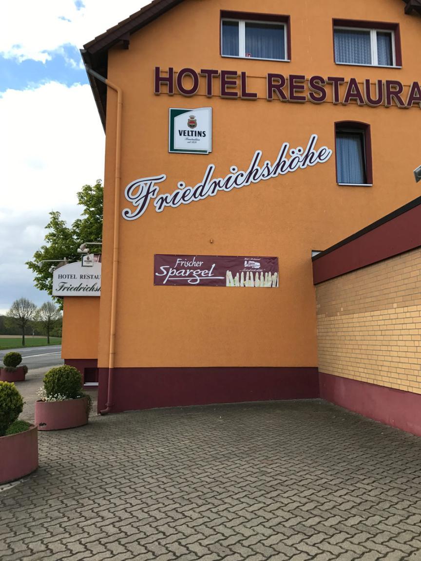 Braunschweig-Leiferde : Hotel - Restaurant Friedrichshöhe