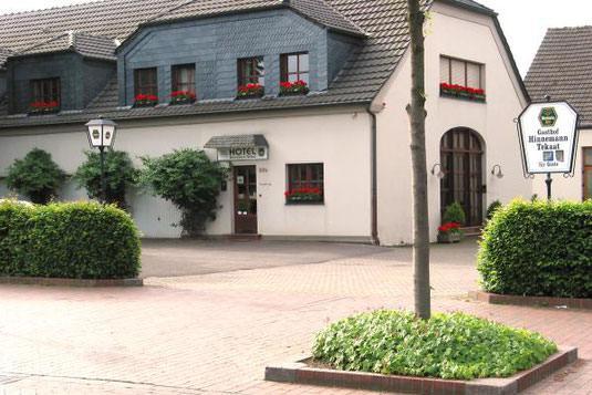Voerde: Hotel Hinnemann-Tekaat