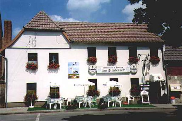 Kaiserpfalz: Pension Zum Storchennest