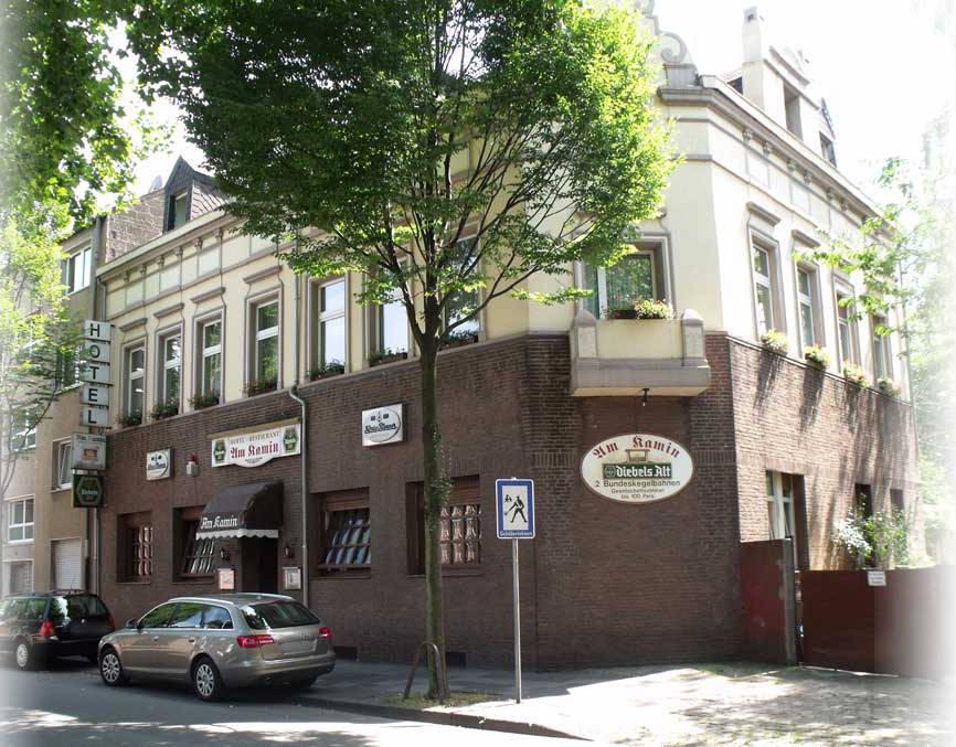 Duisburg-Marxloh: Hotel Am Kamin