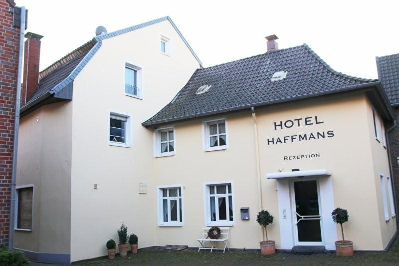Hotel Garni Haffmans in 47929 Grefrath