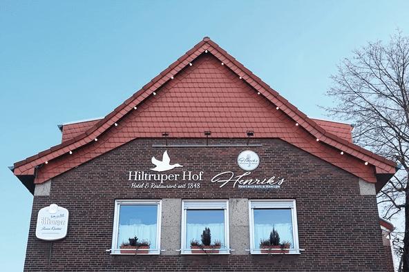 Münster-Hiltrup: Hotel Hiltruper Hof