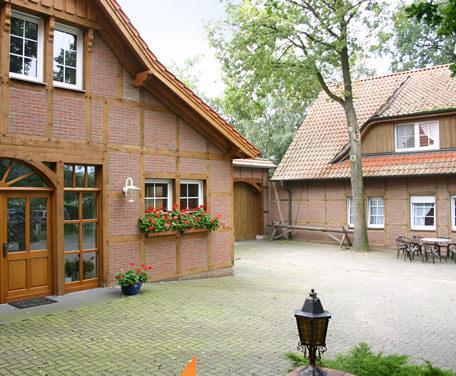 Sassenberg: Hotel Ferienhof Buddenkotte