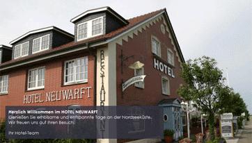 Hotel Neuwarft***