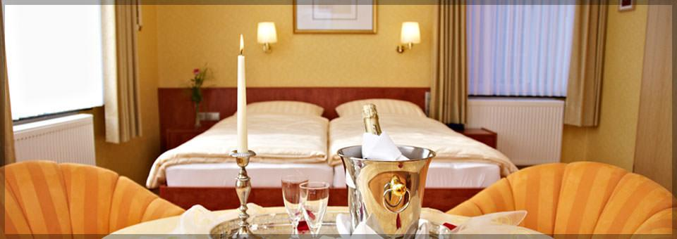 Quakenbrück: Hotel Garni Bahnhofs-Hotel