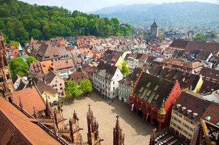Freiburg im Breisgau (Baden-Württemberg, Deutschland)