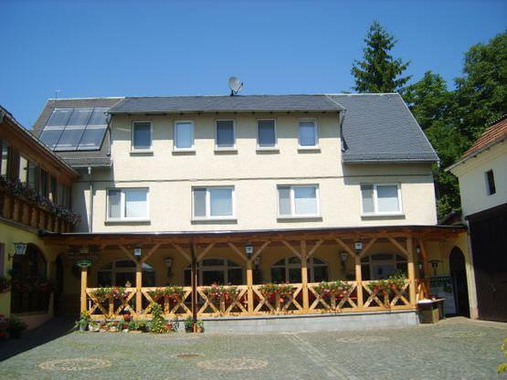 Crimmitschau: Landhotel Sperlingsberg