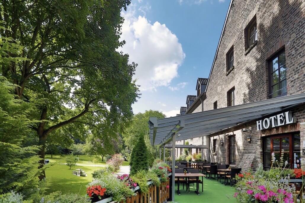 Bedburg Erft: Hotel-Landhaus Danielshof