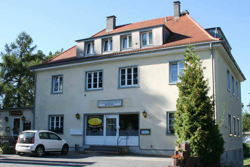 Fliegerhorst, Pension in Dresden bei Dresden