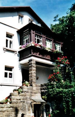 Pension Am Elbhang, Pension in Pirna-Copitz bei Heidenau