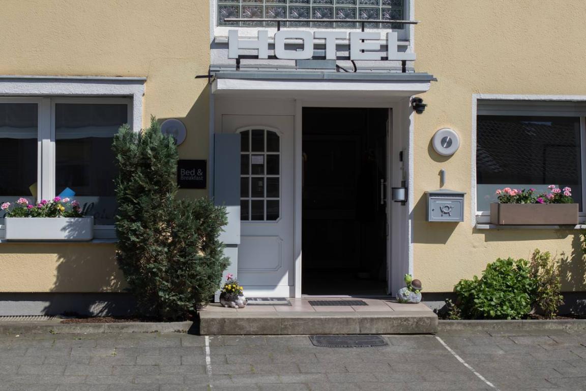 Hotel Garni Alscher in 51375 Leverkusen