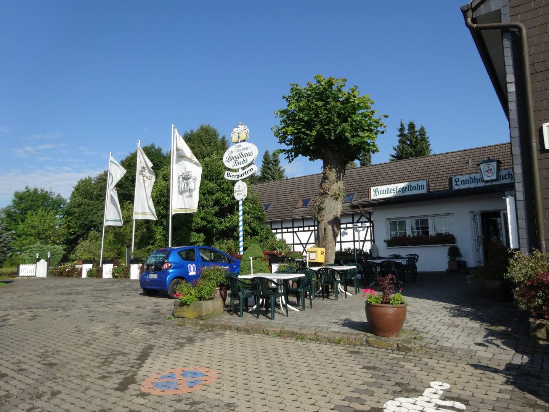 Hotel & Café Restaurant Landhaus Fuchs, Hotel in Kürten bei Köln