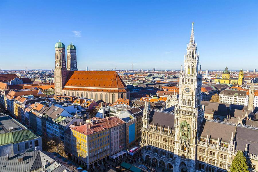 München (Bayern, Deutschland)