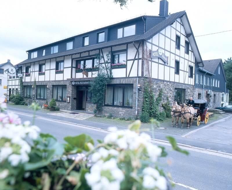 Monschau: Hotel & Restaurant Hirsch
