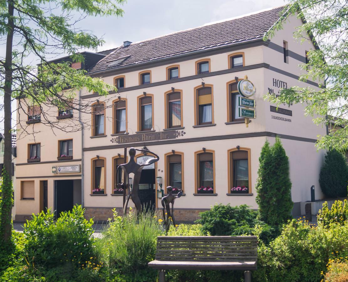 Hotel & Restaurant Rhein-Ahr** in 53424 Remagen