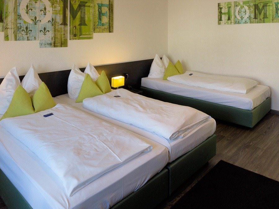 Trier: Hotel Garni Deutschherrenhof