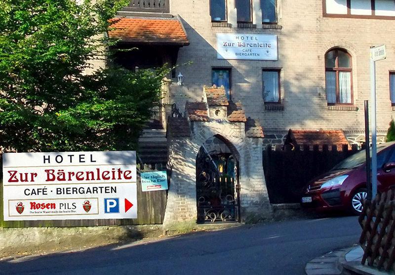 Pößneck: Hotel Zur Bärenleite