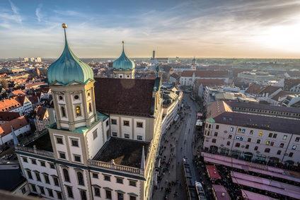 Augsburg (Bayern, Deutschland)