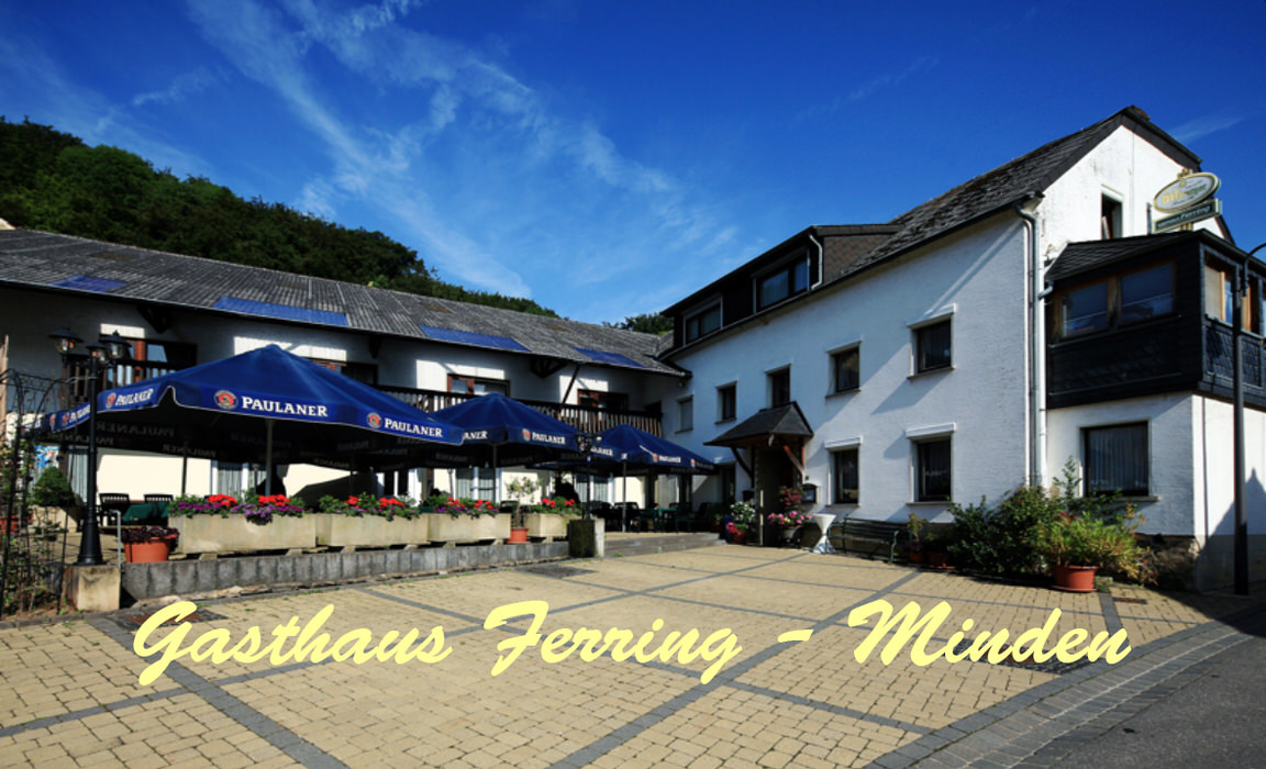 Minden: Pension & Gasthaus Ferring