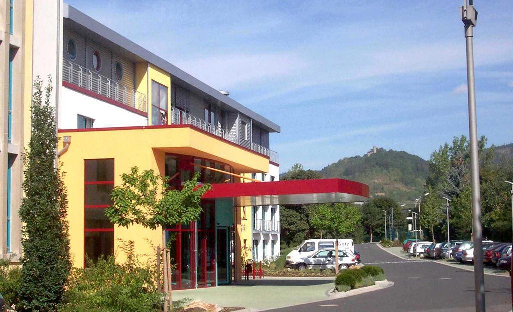 Bad Blankenburg: Hotel Sport- und Tagungszentrum Bad Blankenburg
