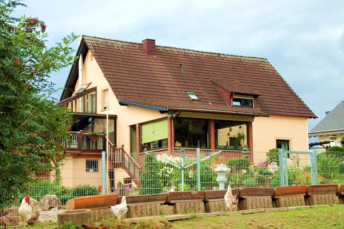Schillingen: Pension Haus Wildgarten***